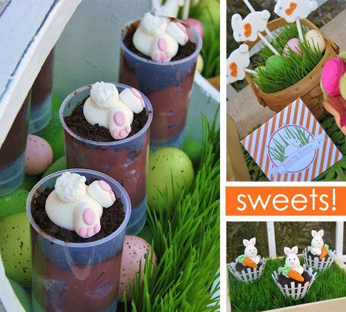 Garden Party dessert