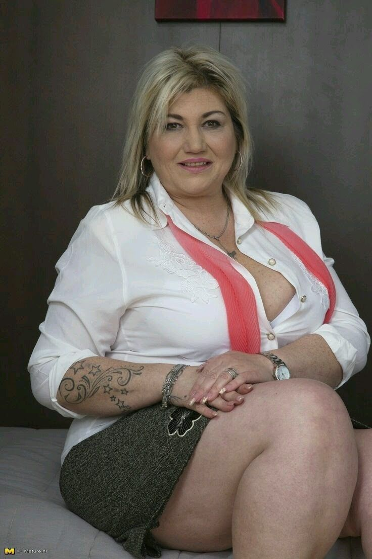 Mature nl blonde