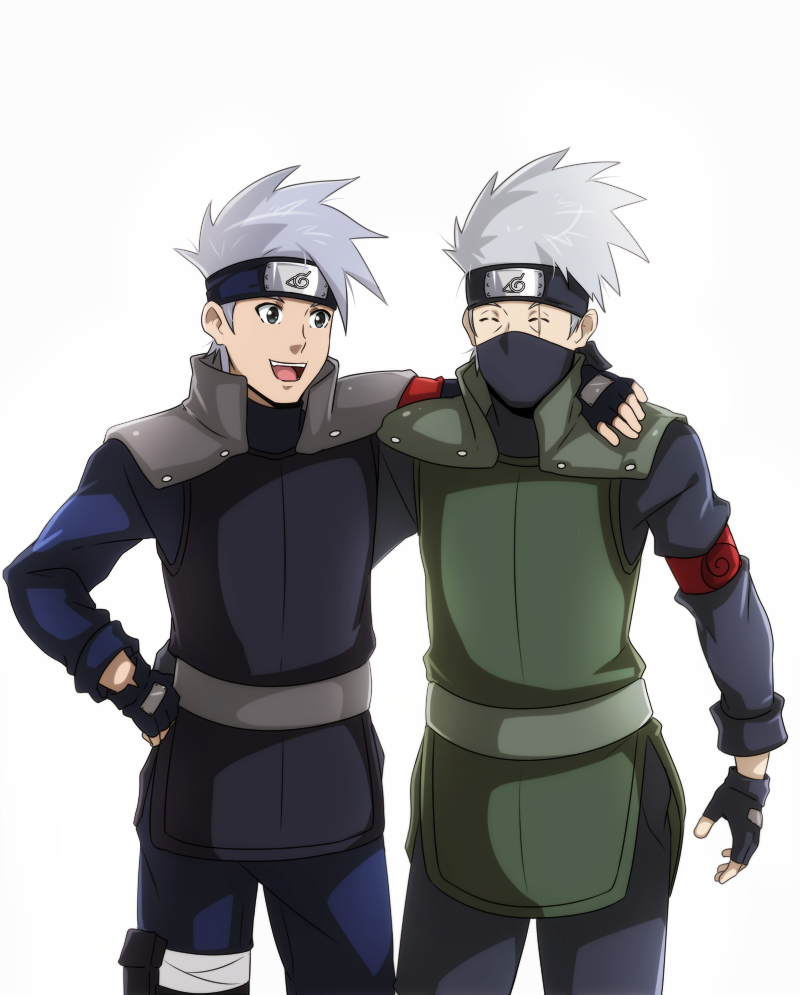 Scandal In Konoha By Sbel02: Commission_I Love My Father By Sbel02