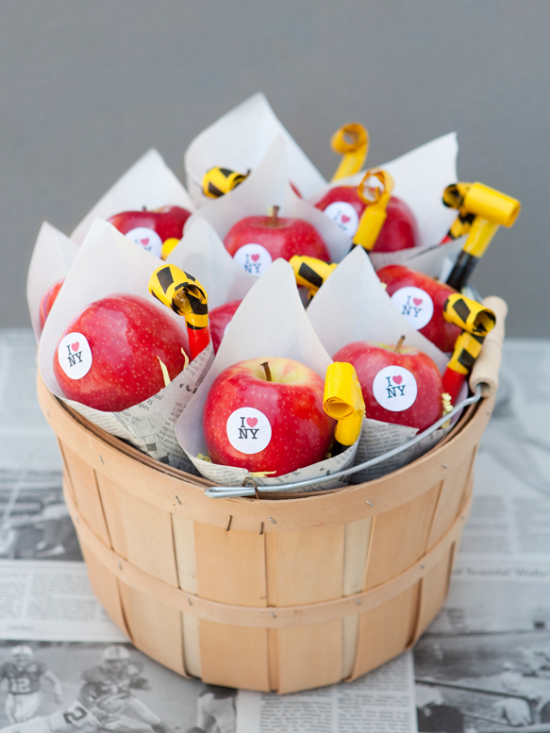 Simple favors from onecharmingparty Easy Entertaining Ideas