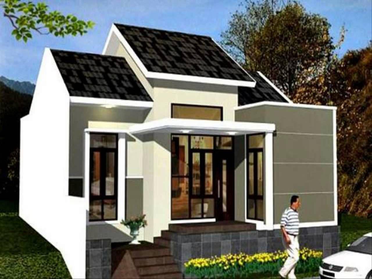 Denah Rumah Mewah 1 Lantai 4 Kamar Tidur Denah Rumah Mewah Online
