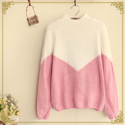 "Cheerleader comfy sweater. So cute!! Want it too? Get it now! Use code ""hollow"" and get 10% off your entire order! – www.sanrense.com"