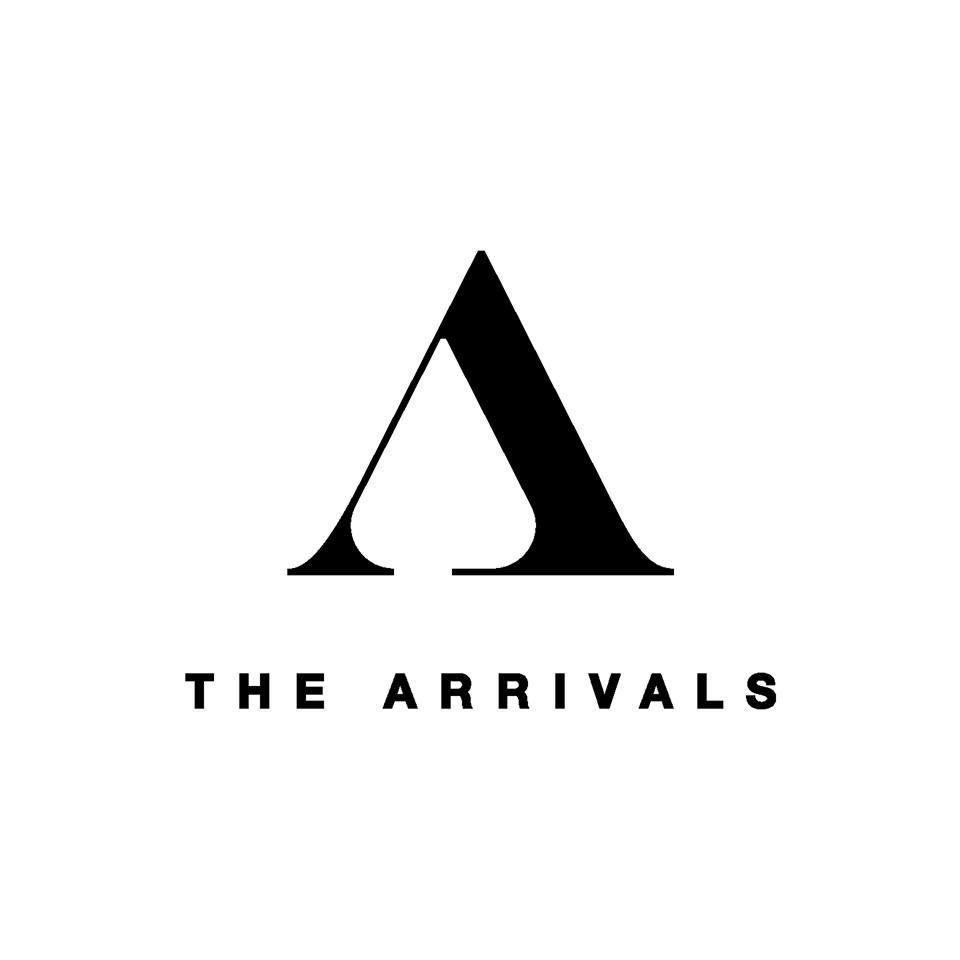 the arrivals logo for the aces logo logos design agency
