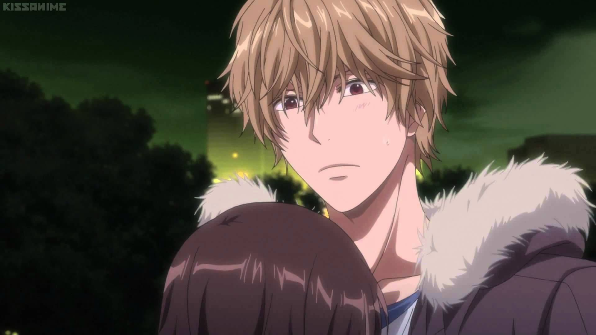 Wolf Girl and Black Prince kiss scene  Anime wolf girl, Wolf girl