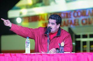 Salud Y Sucesos: Maduro: Derecha Internacional Armo Show Por Pelea ...