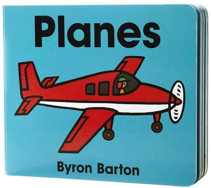 Planes by Byron Barton (Board Book) - Free Shipping