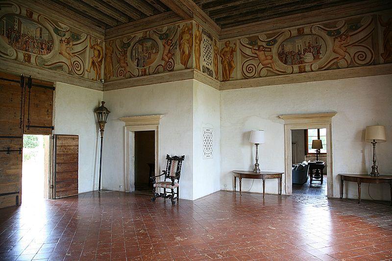 Villa Saraceno Agugliaro (Vi) Colli Berici Vicenza