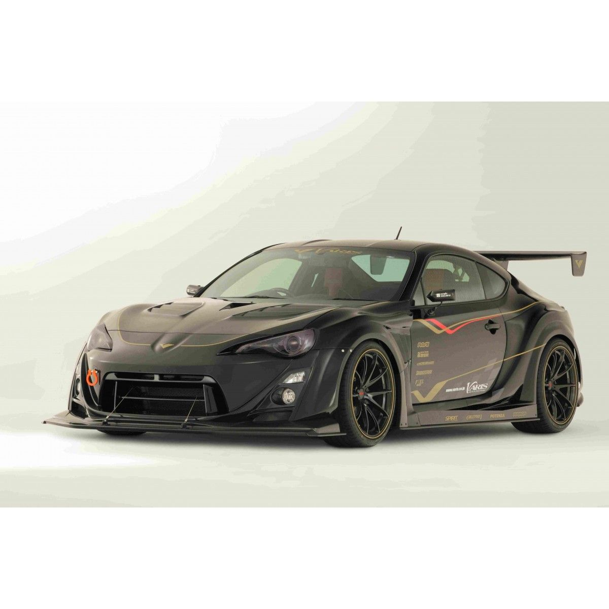 Toyota gt86 varis http www wide body kitstoyota