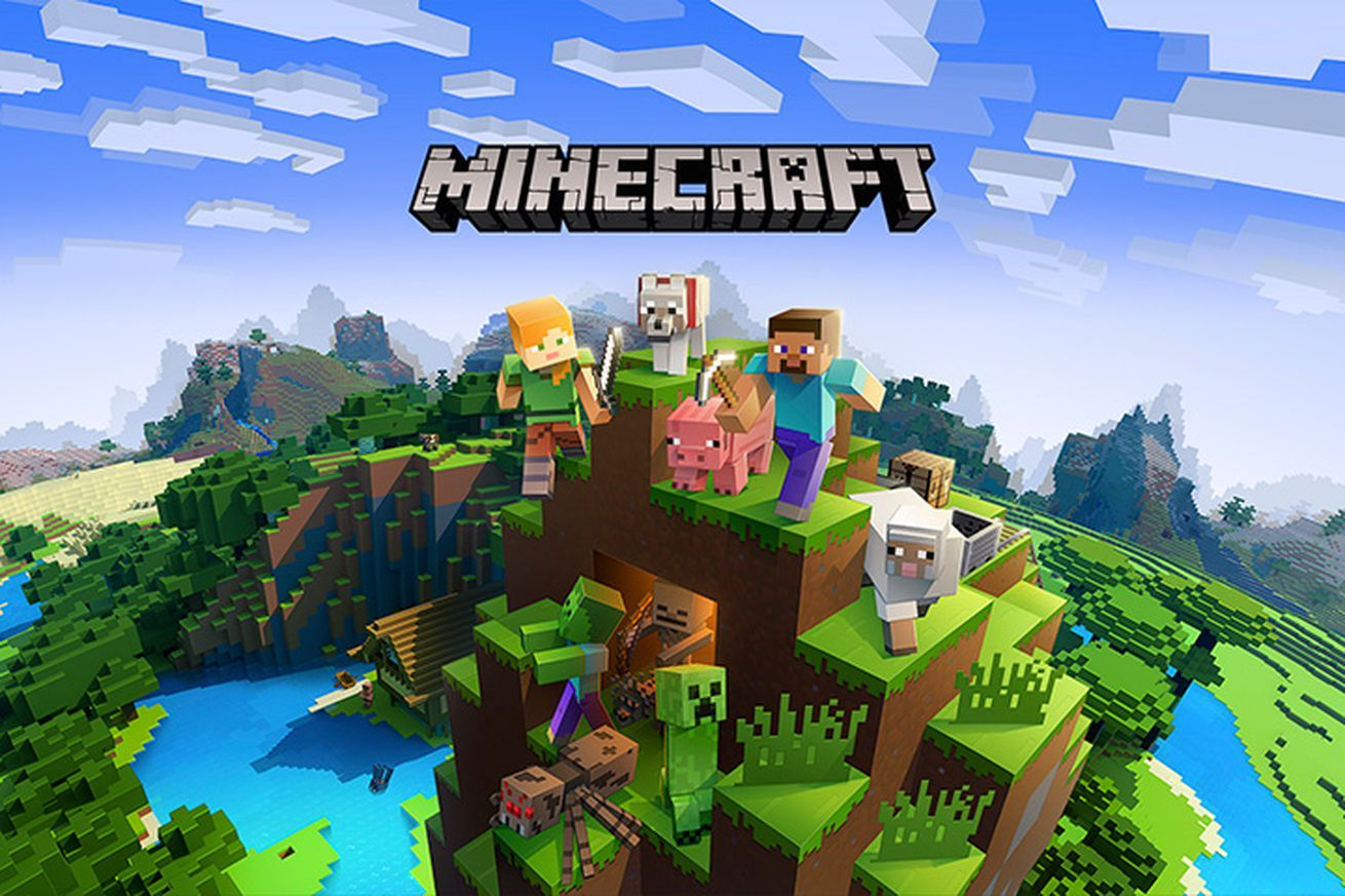 Minecraft For The Switch Is Getting Cross Play With Pc Xbox One