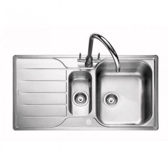 Rangemaster Michigan 15 Bowl Stainless Steel Kitchen Sink Unique Stainless Kitchen Sinks Design Inspiration
