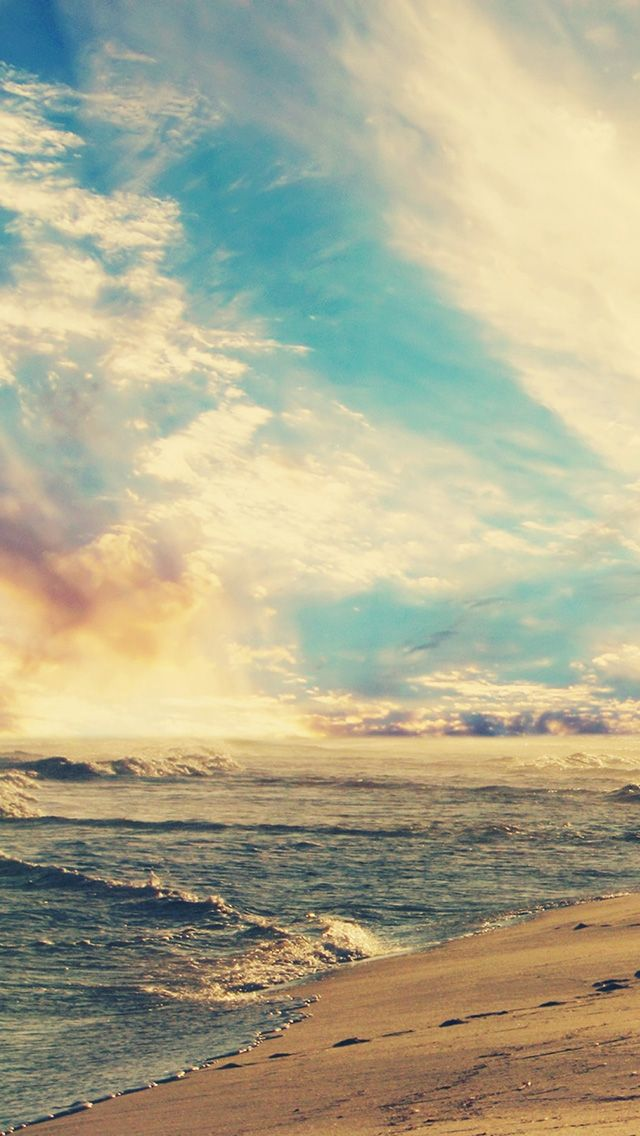 Iphone Walpaper Beach Wallpaper Nature Summer Wallpaper