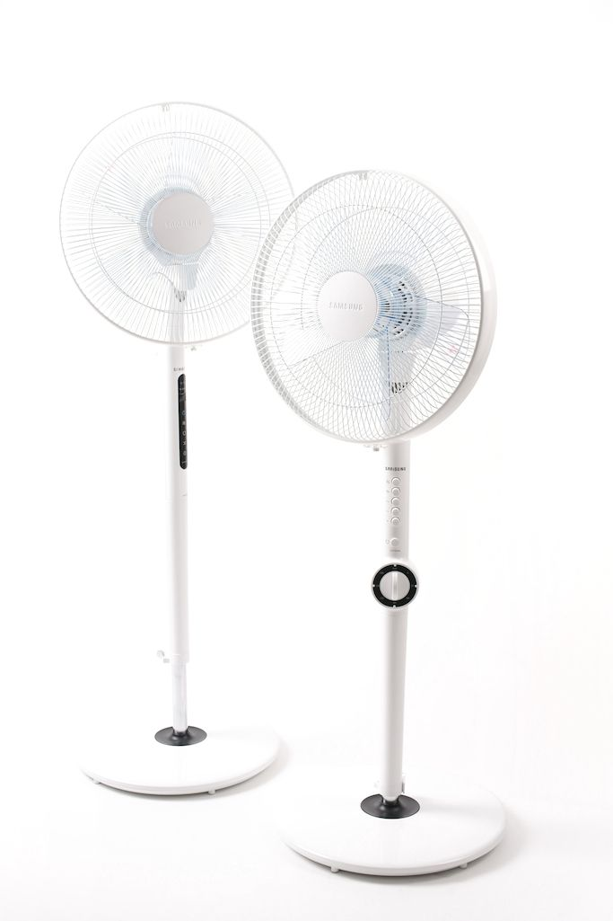 BDCI » Samsung Floor Fan CLOCK