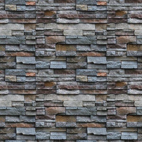 Utilizaci n de piedra en fachadas modernas alex - Revestimiento de muros ...