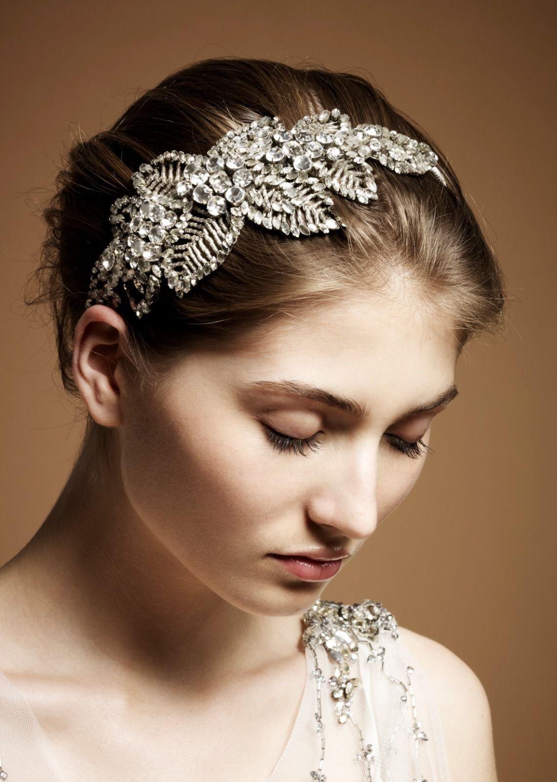 jenny packham acacia ii headdress – oncewed | the dress