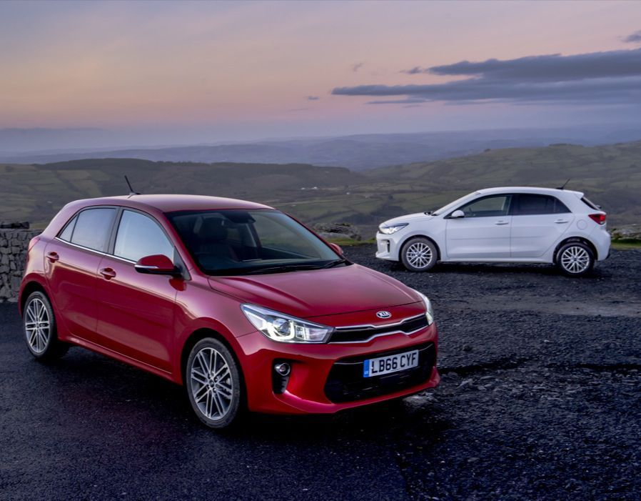 Kia Rio First Edition Review Range Topper Has Bags Full Of Charm