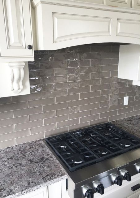 A Recent Install Of Daltile Artigiano Venice Statue Beautiful - Daltile backsplash ideas