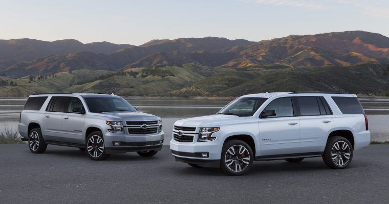 2019 Chevrolet Suburban Rst Performance Package Finally Getting A