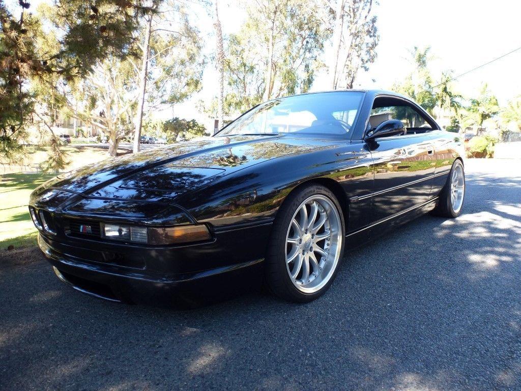 1995 bmw 8 series 850 csi