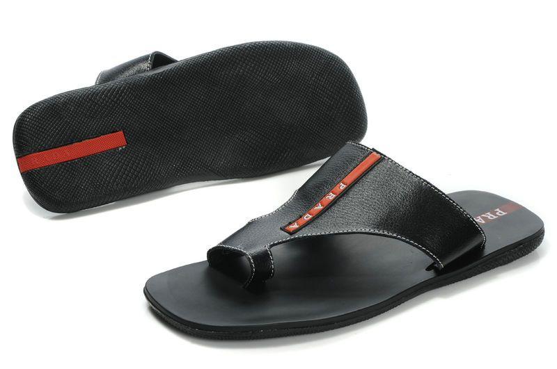 9234d4bc16ee4a Prada Men Sandals