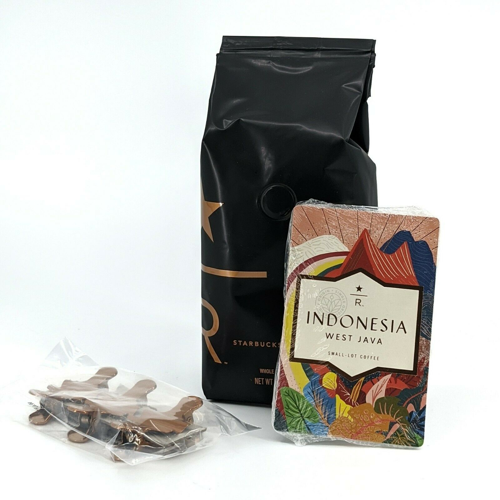 Details about 8.8OZ bag Starbucks Reserve INDONESIA WEST