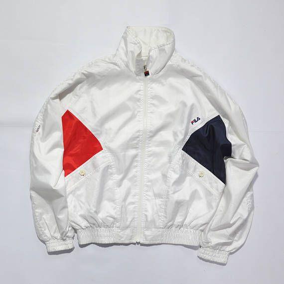 90s fila jacket
