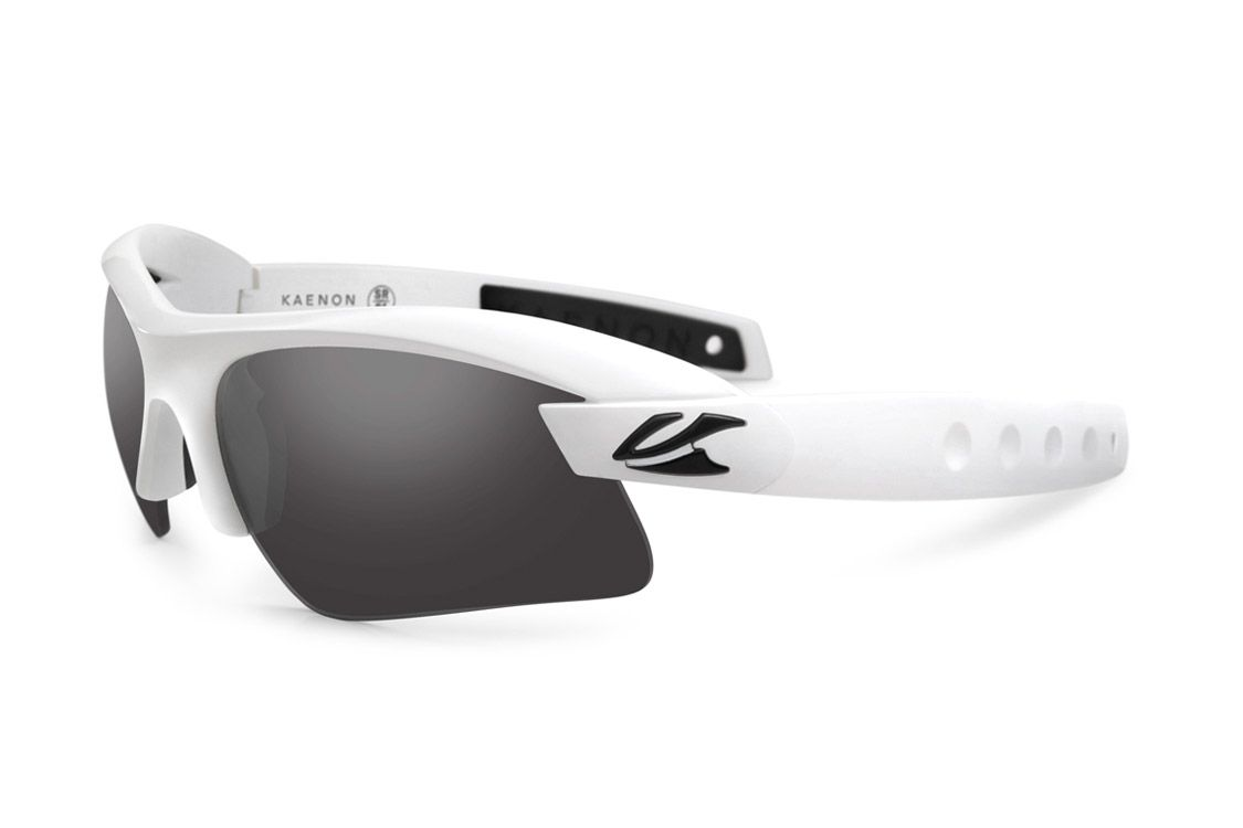 73aad67b012 Kaenon X-Kore White G12 Polarized Performance Sunglasses