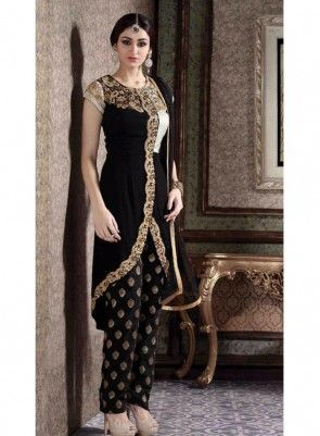 Image result for Viscose Santoon  black