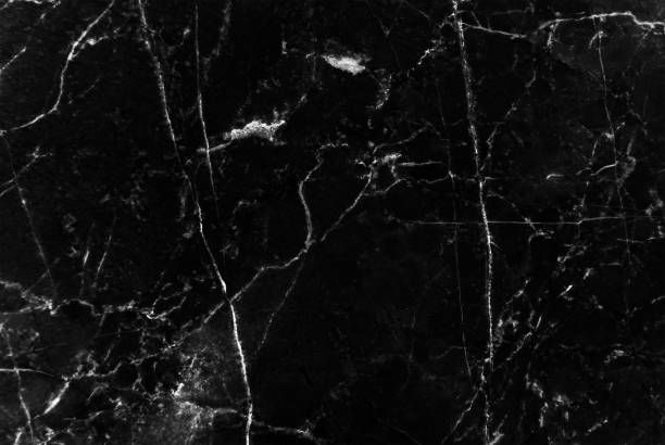 black marble texture. Black Marble Texture Background Detailed Genuine From Nature