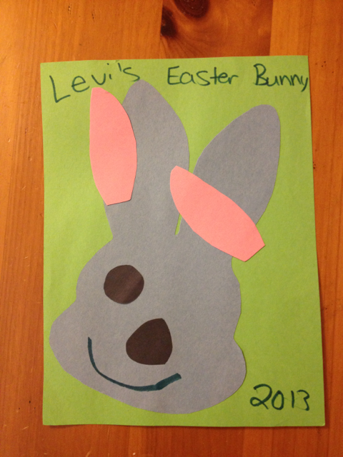 Made by levi 1 year old art my kid made easter pinterest easter crafts made by levi 1 year old negle Gallery