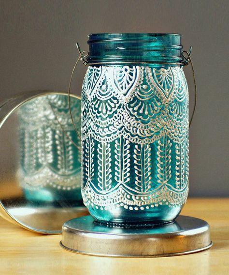 100 Clever Ways to Repurpose Mason Jars