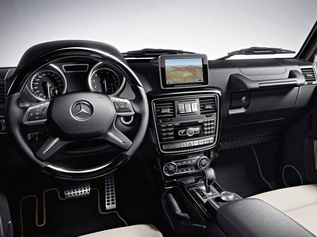 Vehicle Mercedes G Wagon Is What Cool Looks Like