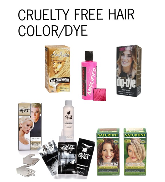 cruelty free hair color dye brands