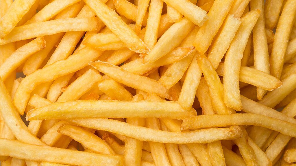 FOX NEWS This is each state's favorite fastfood french