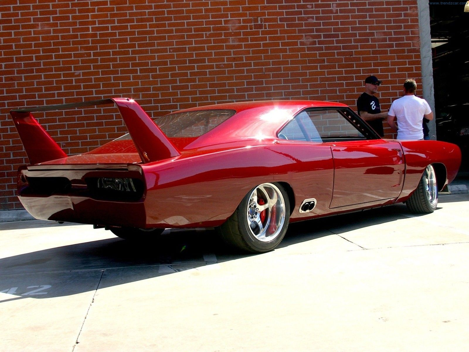 1968 dodge charger daytona fast and furious 6