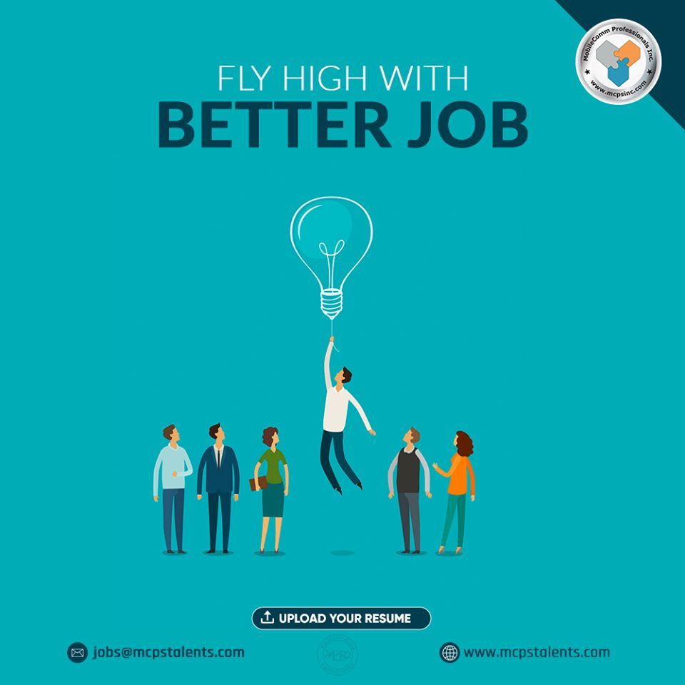 Get better job with mcps talents in 2020 business