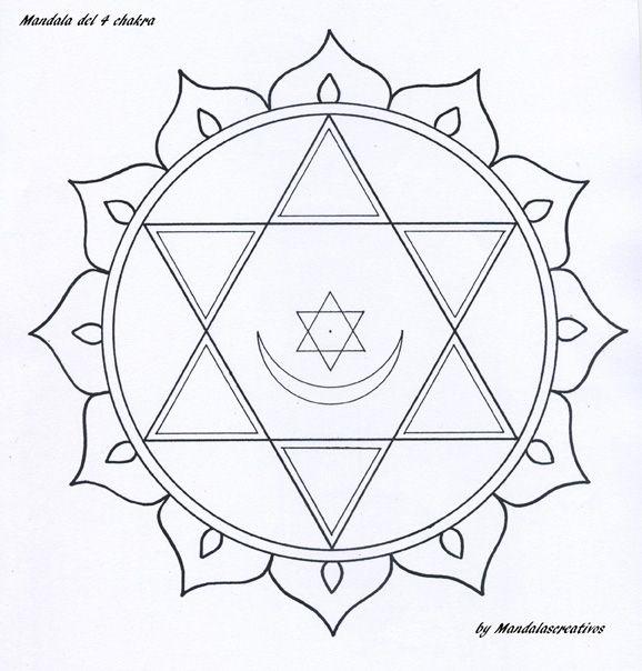 El Mandala del corazón representa nuestro centro, nuestra paz ...