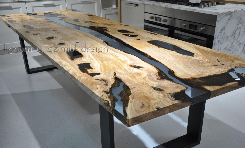 Tavoli Con Resinacome Fare Italian Woodworkers Forum