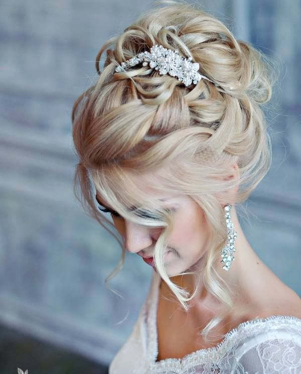 63 Perfect Hairdo Ideas For A Flawless Wedding Hairstyle: Pin By Donelle Meyer On Devynn