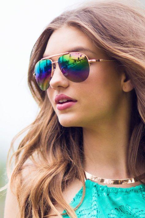 3a29f5abea0 Stail Cermin Mata Terkini Wanita | Lifestyle | Sunglasses, Eyewear ...