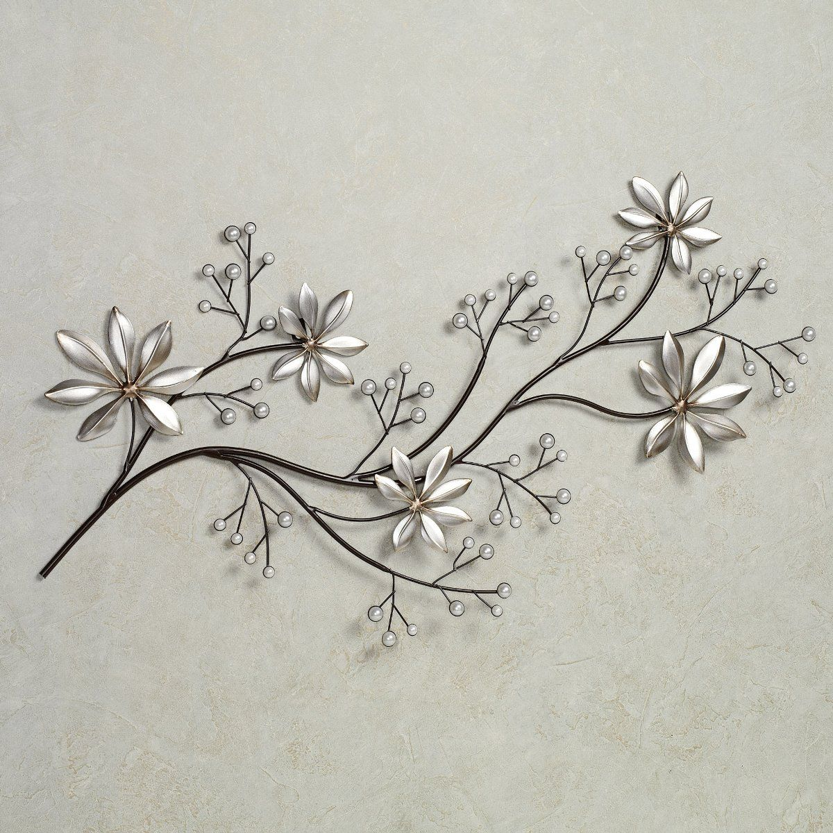 Pin By Victor Staley On Flowers In 2020 Floral Metal Wall Art Metal Tree Wall Art Metal Wall Art Panels