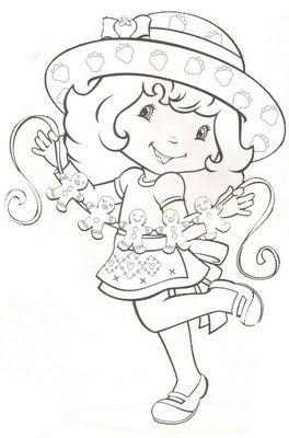 jogos colorir moranguinho coloring pages pinterest colorir