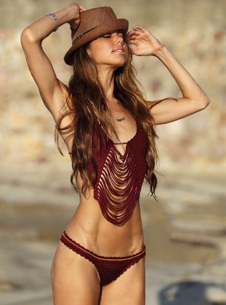 Encontrar m s bikinis set informaci n acerca de 2016 for Conjuntos de bano baratos