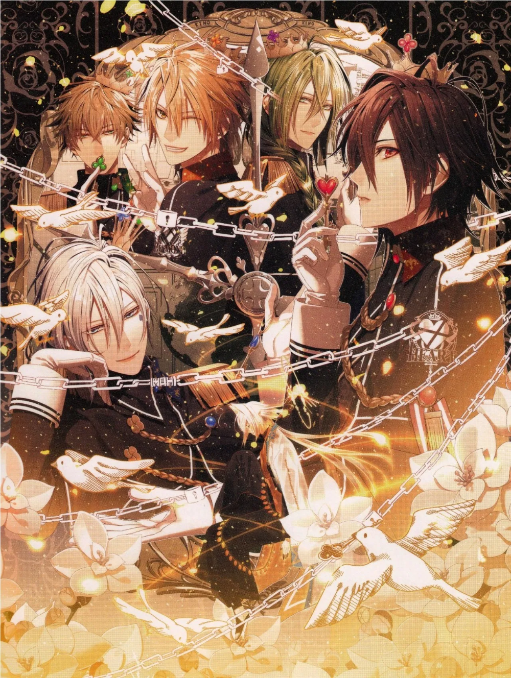 Amnesia Search Results Kitandanna In Amnesia Anime Anime Amnesia Shin