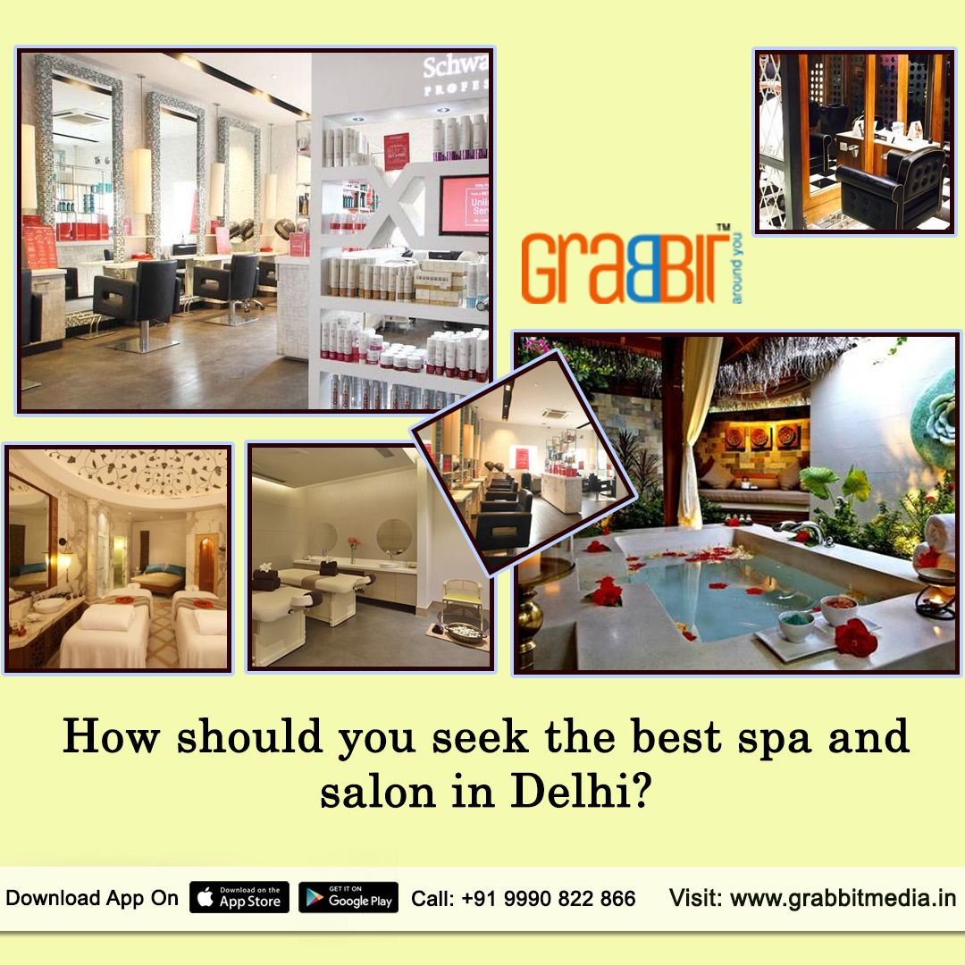How Should You Seek The Best Spa And Salon In Delhi Best Spa Spa Massage Spa Near Me