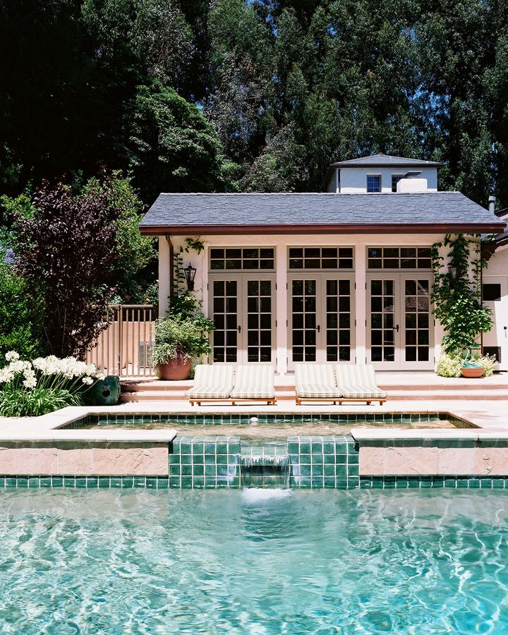 Pool House Pool Houses Pool House Luxury Swimming Pools