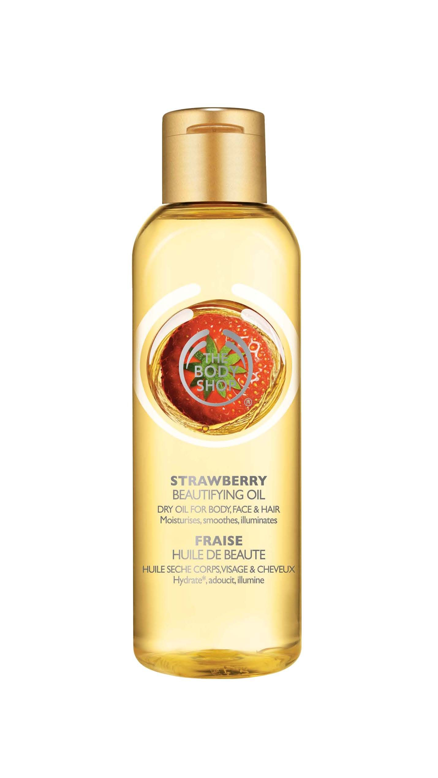 Body Oil Morango