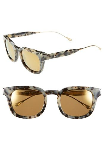 b58e63b693 Oliver Peoples West Sunglasses  Cabrillo  49mm Polarized Retro Sunglasses