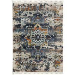 benuta Classic Teppich Antique Schwarz 200×290 cm – Vintage Teppich im Used-Lookbenuta.de - io.net/home #hippie