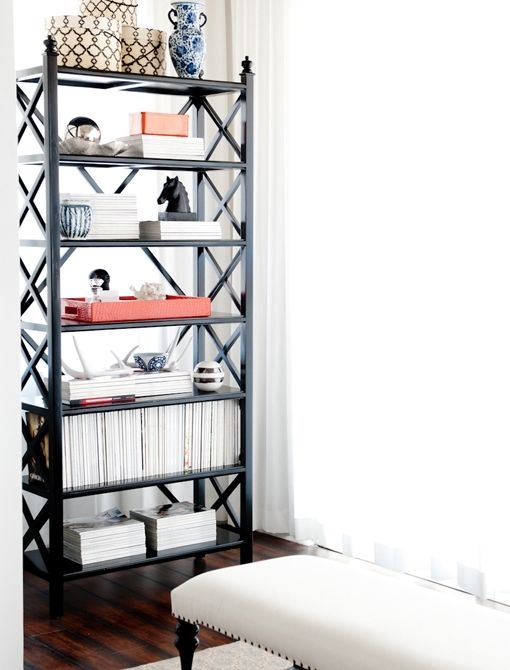 Black Bookshelves For All Your Must Reads Boyfriend Apartment