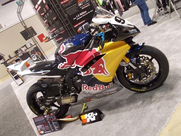 Yamaha YZF-R6 Red Bull | Sportbikes | Yamaha yzf r6, Yamaha